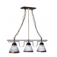 Люстра подвесная SunLight  0061/3 C  — купить в интернет-магазин светильников ☀ Sun-light