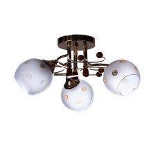 Люстра потолочная SunLight 0081/3 M  — купить в интернет-магазин светильников ☀ Sun-light