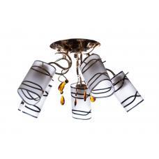 Люстра SunLight 0913/5 K — купить в интернет-магазин светильников ☀ Sun-light