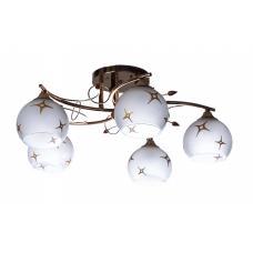 Люстра SunLight 0991/5 K  — купить в интернет-магазин светильников ☀ Sun-light