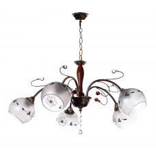Люстра SunLight 1391/5 — купить в интернет-магазин светильников ☀ Sun-light