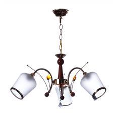 Люстра подвесная SunLight  1400/3 — купить в интернет-магазин светильников ☀ Sun-light