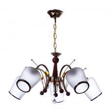 Люстра SunLight 1400/5  — купить в интернет-магазин светильников ☀ Sun-light