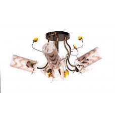 Люстра SunLight 37291/5+1 — купить в интернет-магазин светильников ☀ Sun-light