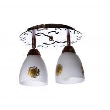 Люстра потолочная SunLight 5333/2 В  — купить в интернет-магазин светильников ☀ Sun-light