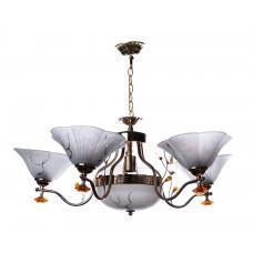 Люстра SunLight 5631/5+1 W — купить в интернет-магазин светильников ☀ Sun-light