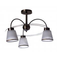 Люстра потолочная SunLight 70213/3  — купить в интернет-магазин светильников ☀ Sun-light