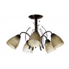 Люстра SunLight 71006/5  — купить в интернет-магазин светильников ☀ Sun-light