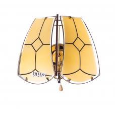 Бра стеклянная SunLight  8936/1W  — купить в интернет-магазин светильников ☀ Sun-light