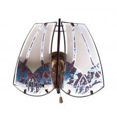 Бра стеклянная SunLight  8938/1W — купить в интернет-магазин светильников ☀ Sun-light