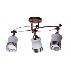 Люстра потолочная SunLight 1014/3 A  — купить в интернет-магазин светильников ☀ Sun-light