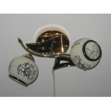 Люстра потолочная SunLight 5287/2 — купить в интернет-магазин светильников ☀ Sun-light