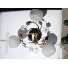 Люстра потолочная SunLight 71403/3  — купить в интернет-магазин светильников ☀ Sun-light