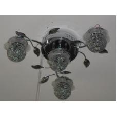Люстра SunLight 5002/4 WX  — купить в интернет-магазин светильников ☀ Sun-light