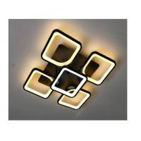 Люстра LED SunLight (черная\белая) 1500 -1 (650)