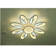 Люстра LED SunLight (черная\белая)1517 (630)