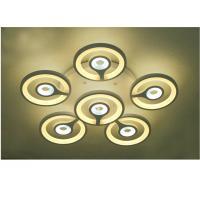 Люстра LED SunLight (черная\белая) 1501 (630)