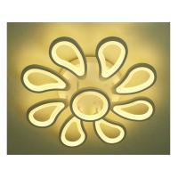 Люстра LED SunLight (черная\белая) 1515 (630)