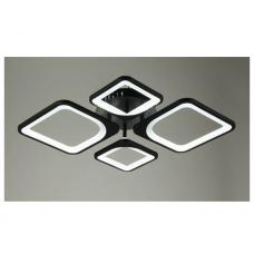 Фото -Люстры в зал - Люстра LED SunLight (черная\белая) 1161/4 Y