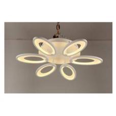 Фото -LED Люстры - Люстра LED SunLight (черная\белая) 1054/6 Y