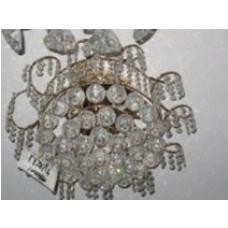 Люстра хрустальная SunLight  2178/4 — купить в интернет-магазин светильников ☀ Sun-light