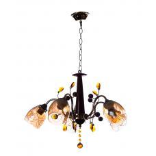 Люстра SunLight 0892/5 K  — купить в интернет-магазин светильников ☀ Sun-light