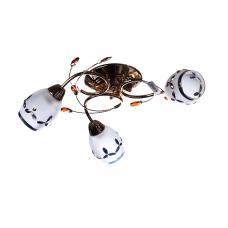 Люстра потолочная SunLight 1038/3 K  — купить в интернет-магазин светильников ☀ Sun-light