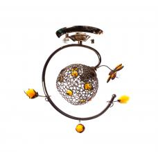 Люстра SunLight 0057/1 M  — купить в интернет-магазин светильников ☀ Sun-light