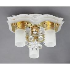 Люстра светодиодная SunLight S1016/3+1 — купить в интернет-магазин светильников ☀ Sun-light