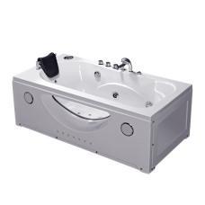 Фото -Гидромассажные ванны - Гидромассажные ванны Ванна акриловая Iris TLP-633-G с гидромассажем, 168 х 85 х 66 см