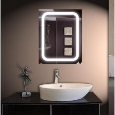 Фото -ЗЕРКАЛА С LED ПОДСВЕТКОЙ - ЗЕРКАЛА С LED ПОДСВЕТКОЙ Зеркало Sunlight с LED подсветкой, Арт. Sun-55