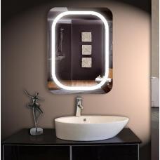 Фото -ЗЕРКАЛА С LED ПОДСВЕТКОЙ - ЗЕРКАЛА С LED ПОДСВЕТКОЙ Зеркало Sunlight с LED подсветкой, Арт. Sun-18