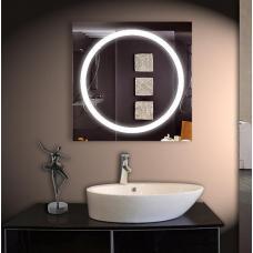 Фото -ЗЕРКАЛА С LED ПОДСВЕТКОЙ - ЗЕРКАЛА С LED ПОДСВЕТКОЙ Зеркало Sunlight с LED подсветкой, Арт. Sun-30