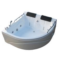 Фото -Гидромассажные ванны - Гидромассажные ванны Гидромассажная ванна SunLight  007
