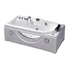 Фото -Гидромассажные ванны - Гидромассажные ванны Ванна акриловая Iris TLP-634-G с гидромассажем, 168 х 85 х 66 см