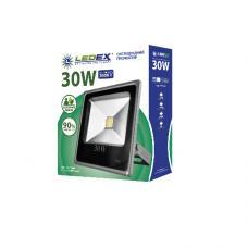 Светодиодные прожектора STANDART (slim) 30W — купить в интернет-магазин светильников ☀ Sun-light