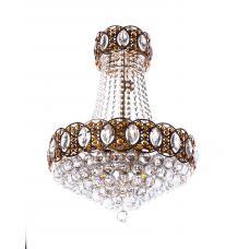 Люстра хрустальная SunLight 1051/6 E — купить в интернет-магазин светильников ☀ Sun-light