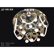 Люстра SunLight 3449/500 — купить в интернет-магазин светильников ☀ Sun-light