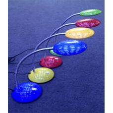 Лампа настольная SunLight 709S — купить в интернет-магазин светильников ☀ Sun-light