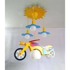 Люстра детская SunLight 6051/4 — купить в интернет-магазин светильников ☀ Sun-light