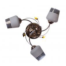 Люстра потолочная SunLight 62452/3 — купить в интернет-магазин светильников ☀ Sun-light