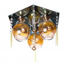 Люстра потолочная SunLight YB 94/3 — купить в интернет-магазин светильников ☀ Sun-light