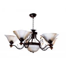 Люстра потолочная SunLight 5633/5+1 — купить в интернет-магазин светильников ☀ Sun-light