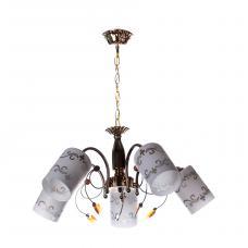 Люстра подвесная SunLight 90321/5 — купить в интернет-магазин светильников ☀ Sun-light