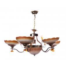 Люстра подвесная SunLight W 5037/5+1 — купить в интернет-магазин светильников ☀ Sun-light