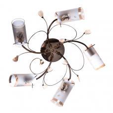 Люстра потолочная SunLight 0644/5 — купить в интернет-магазин светильников ☀ Sun-light