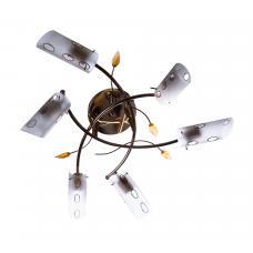 Люстра потолочная SunLight А 0643/6 — купить в интернет-магазин светильников ☀ Sun-light