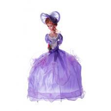 Фото -Детские люстры - Детская музыкальная лампа SunLight Кукла фиолетовая