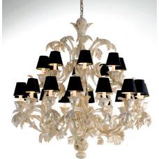 Оригинальные люстры в гостиную